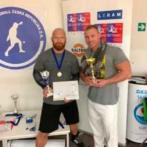 Wall Handball - Mistrovství ČR 2018