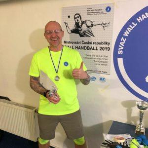 Mistrovství ČR Wall Handball 2019